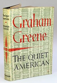 Primera edición de The Quiet American (1952)