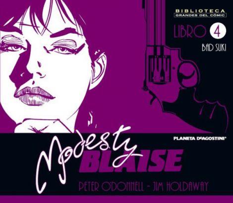 Edición española de Modesty Blaise (Planeta DeAgostini, 2006)