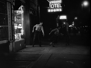 On the Bowery (1957), de Lionel Rogosin. Cortesía de Milestone Films.