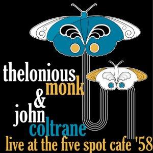 Thelonious Monk_John Coltrane_Live1958