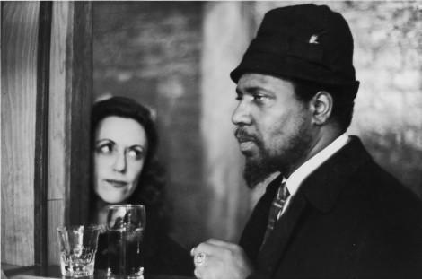 Nica y Thelonious Monk en alguno de los clubs de jazz de Manhattan