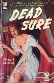Dead Sure. Portada de James Bama