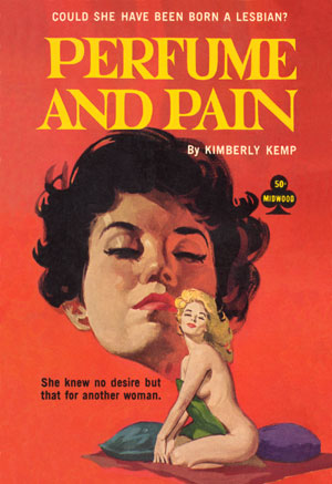 Perfume and Pain. Portada de Robert A. Maguire