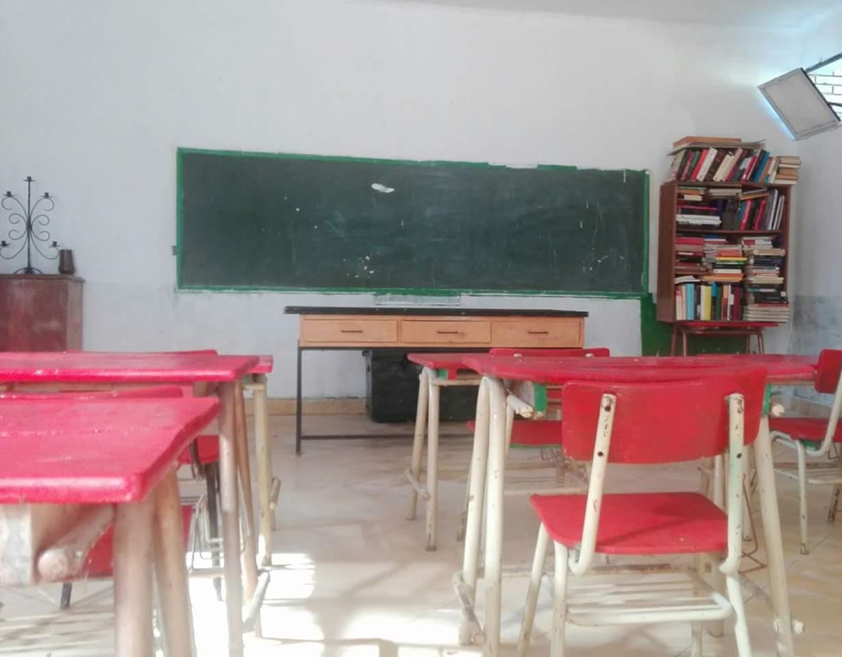 Colegio Los Arenales-Años 60